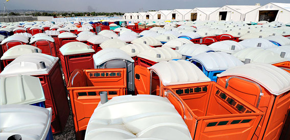 Champion Portable Toilets in Tracy, CA